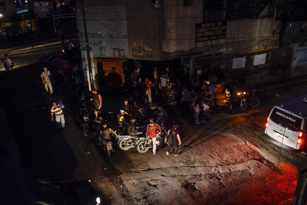 En Petare la violencia arrasa con  la población más joven