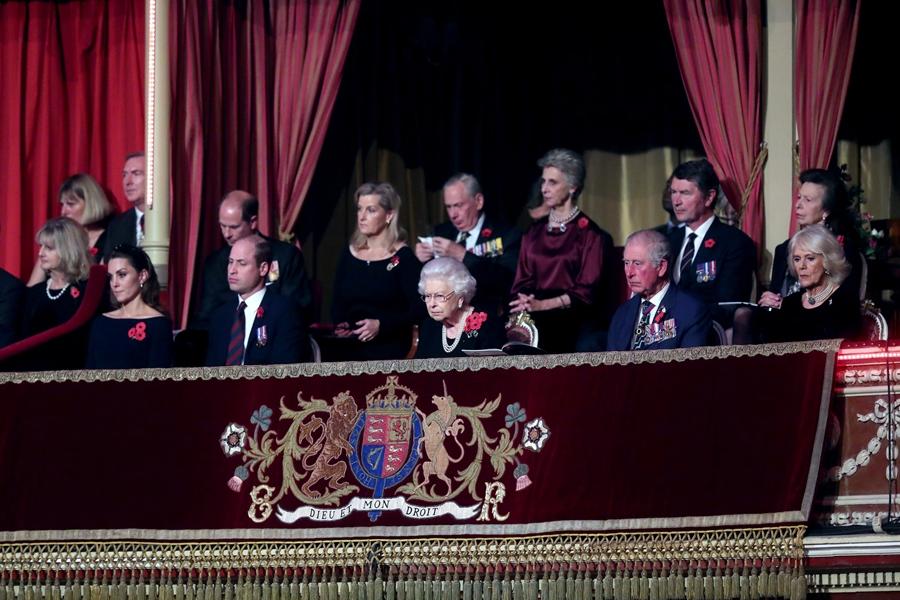 La familia real británica y todos sus escándalos