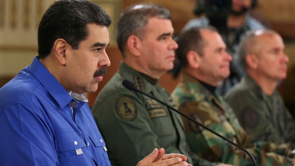 FANB y milicianos asumen funciones de orden público