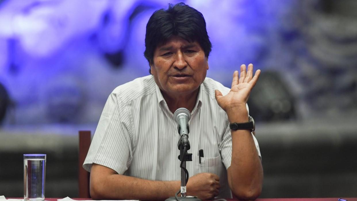Expresidente boliviano Evo Morales llegó a Argentina para quedarse
