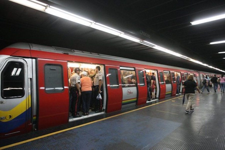 Sistema Metro de Caracas activará nuevo método de cobro para enero del 2020