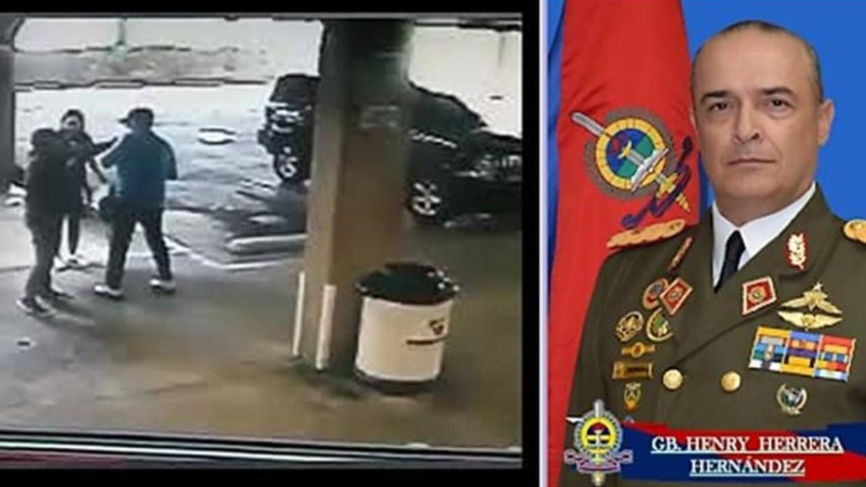 Detienen a tercer implicado por asesinato de general en San Antonio de los Altos - El Universal (Venezuela)