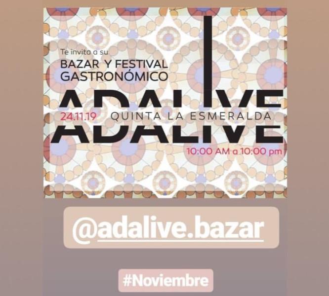 Bazar de Adalive