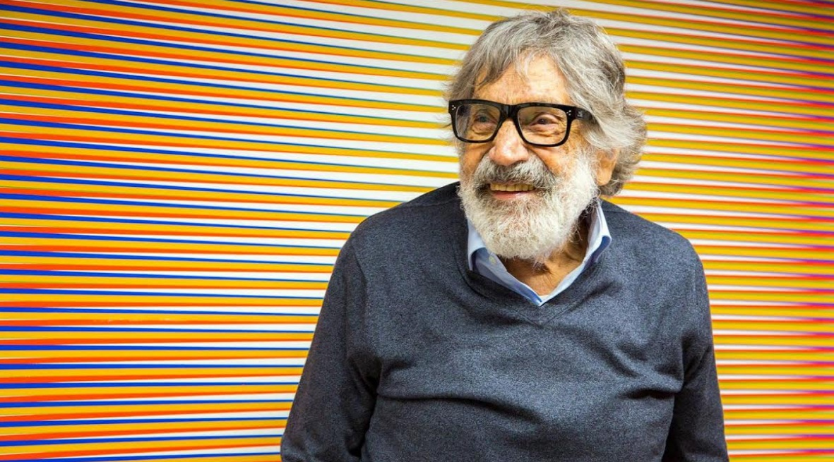 Caracas regala una semana a Carlos Cruz-Diez
