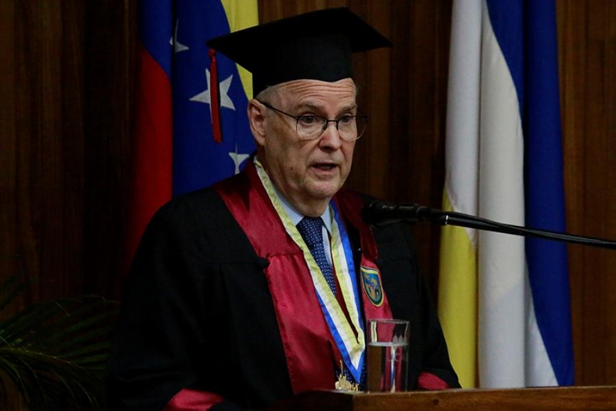 Día de Andrés Bello en la UCAB