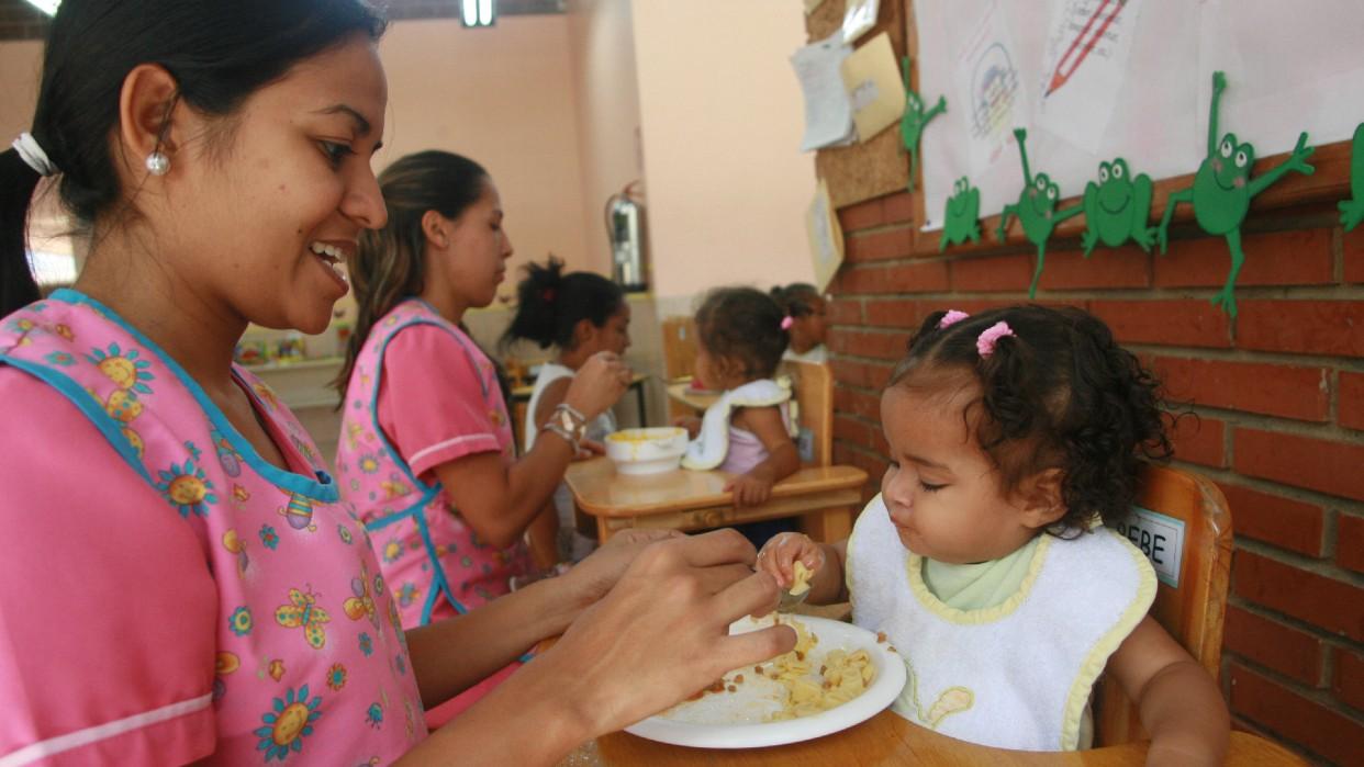 """Cania inicia campaña educativa """"Nutre con amor"""" a los pequeños"""