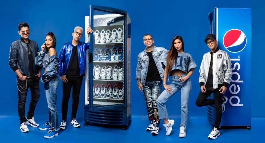 El arte pop  también llega a los calzados deportivos