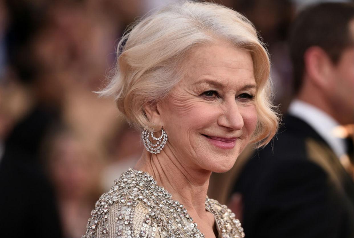 La actriz Helen Mirren será reconocida con el Oso de Oro honorífico de la Berlinale