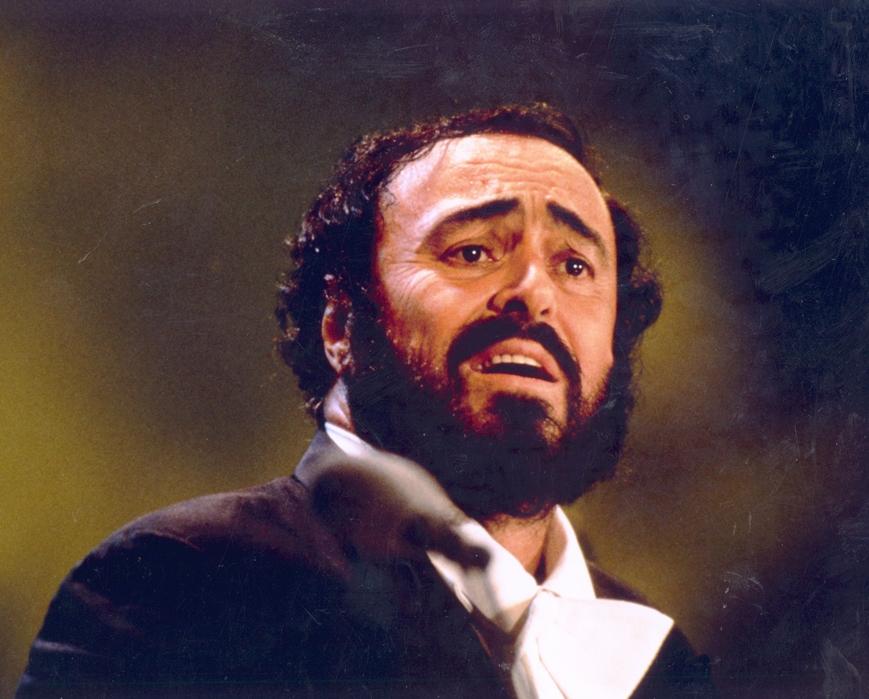 Un paseo por la vida privada de Pavarotti