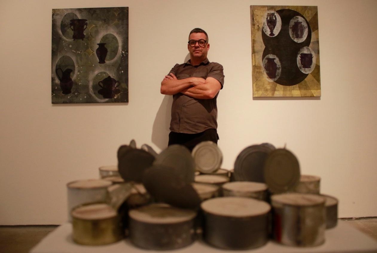 Sombras de la ausencia envuelven la obra  de Luis Romero