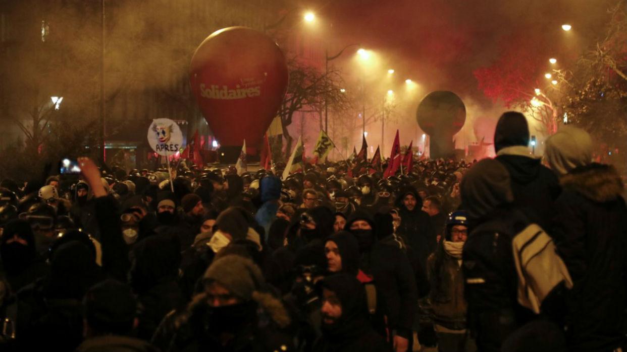 2019 un año marcado por protestas mundiales