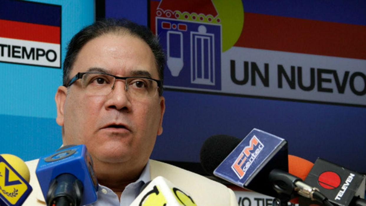 Diputado Rondón declaró que la Asamblea Nacional ha sido afectada por presunta corrupción de la oposición