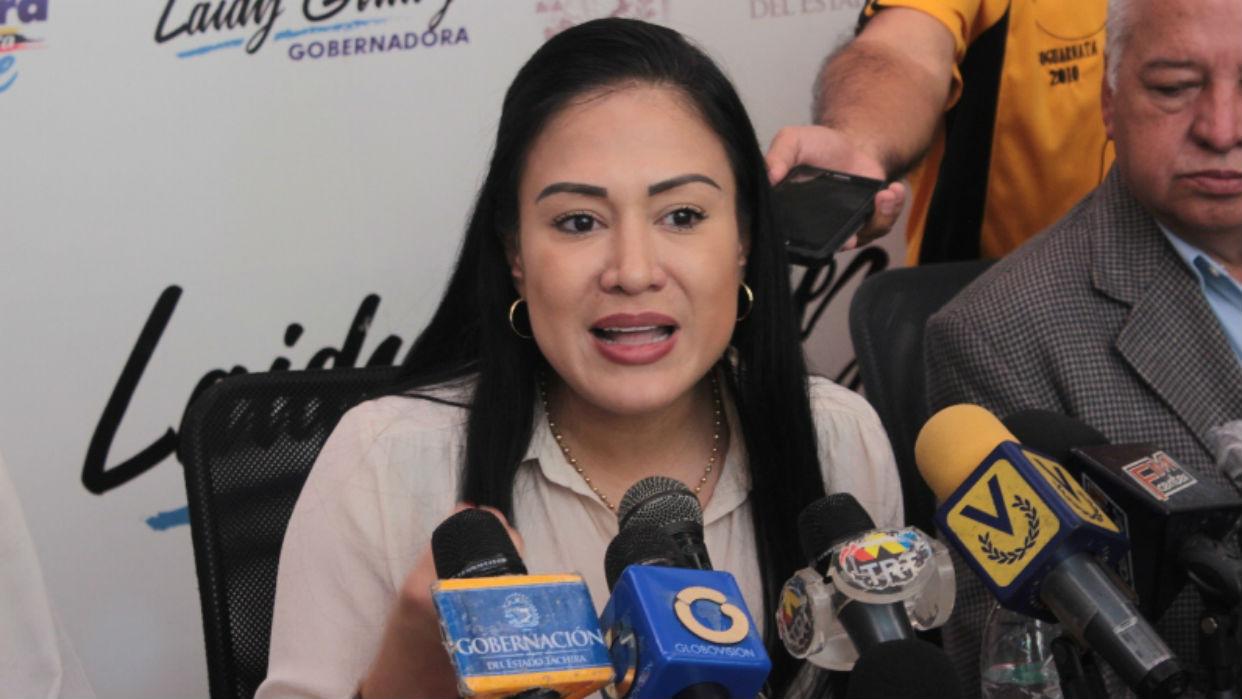 Gobernadora del estado Táchira confirmó dos casos de Covid-19 en la región