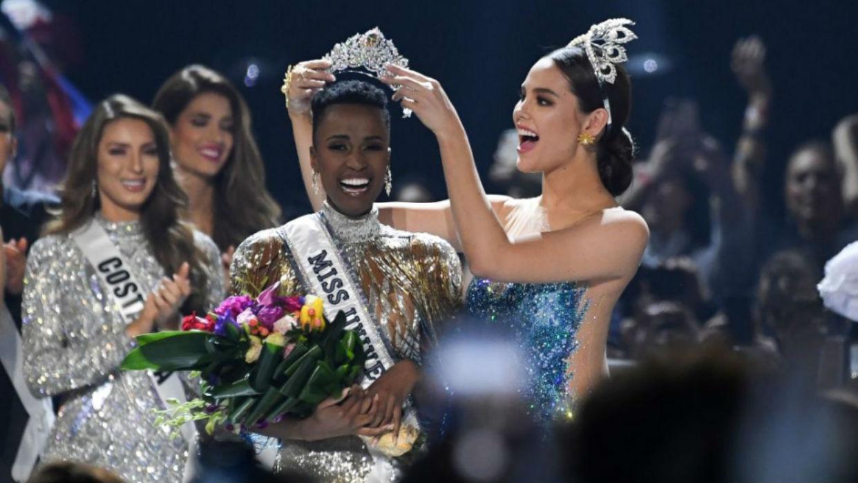 Una sudafricana gana el certamen Miss Universo 2019