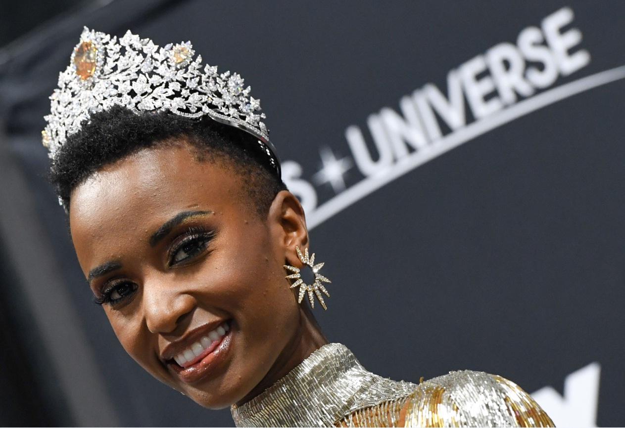 El empoderamiento  es la bandera de la nueva Miss Universo