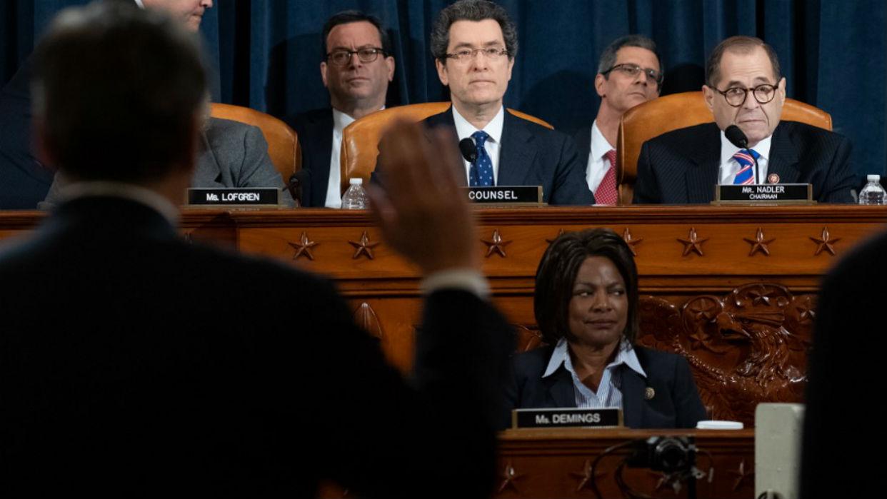 El proceso de destitución de Trump entra en una semana clave en el Congreso