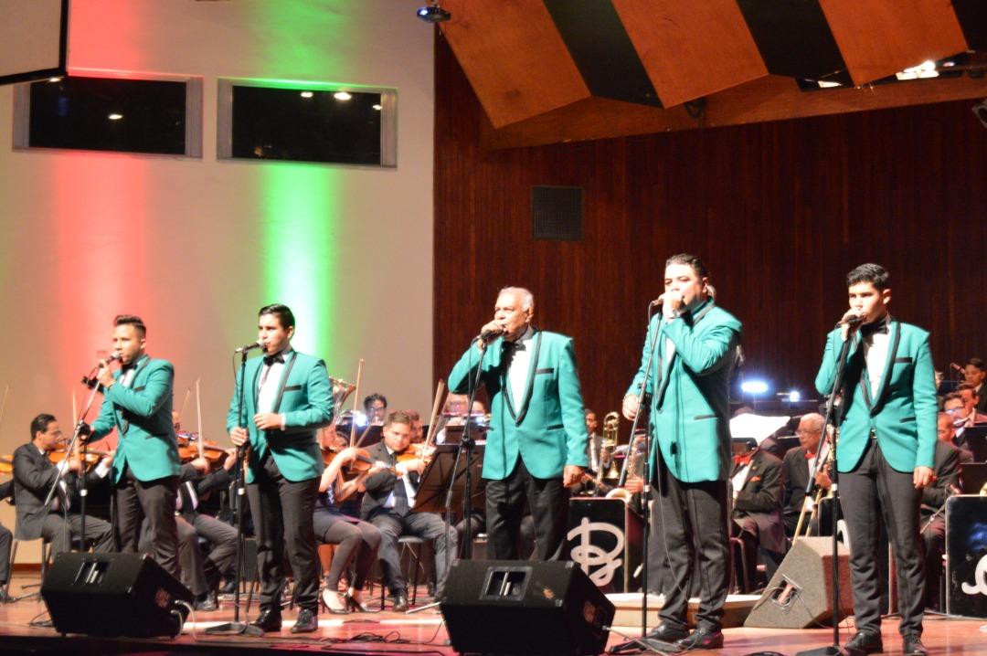 En el Aula Magna de la UCV Billo´s Sinfónico en Navidad puso a bailar a 5mil personas