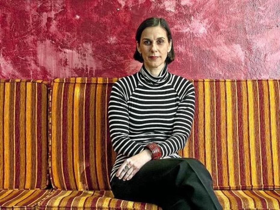 """Valeria Bergalli: """"Los libros siempre se han mirado con sospecha"""""""
