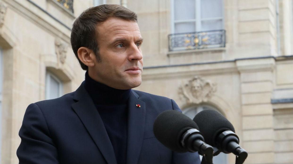 Macron recibirá a Guaidó este viernes en París