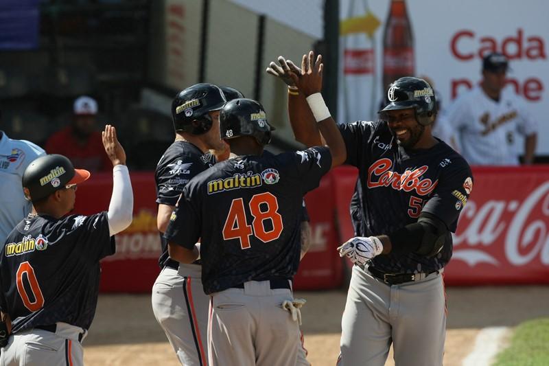 Caribes se metió en la serie final al no desperdiciar un segundo chance