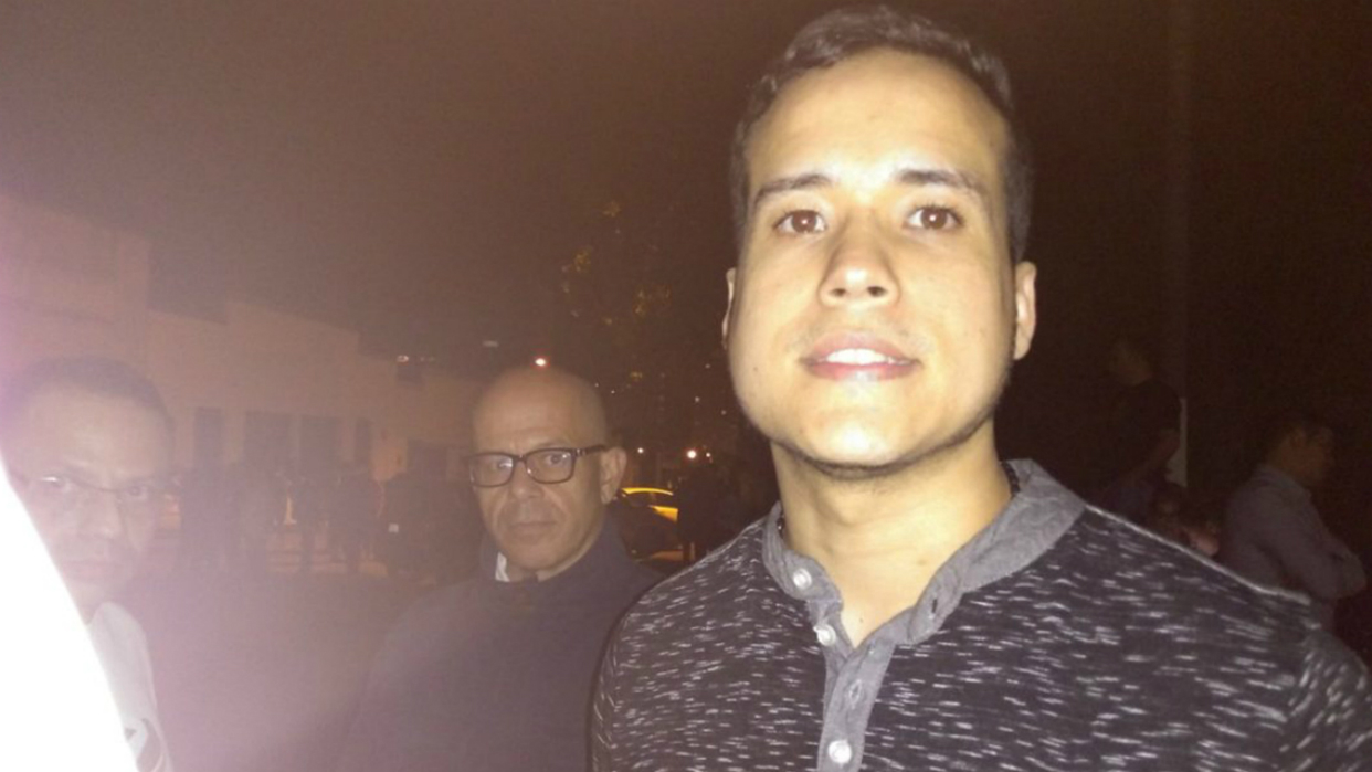 """Voluntad Popular informa que Víctor Ugas está en """"libertad condicional"""""""