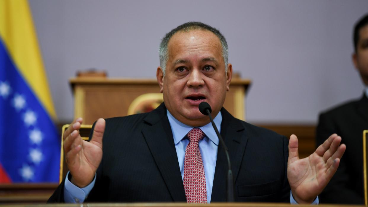 Cabello: La Comisión Preliminar sigue funcionando a pesar de su desacato