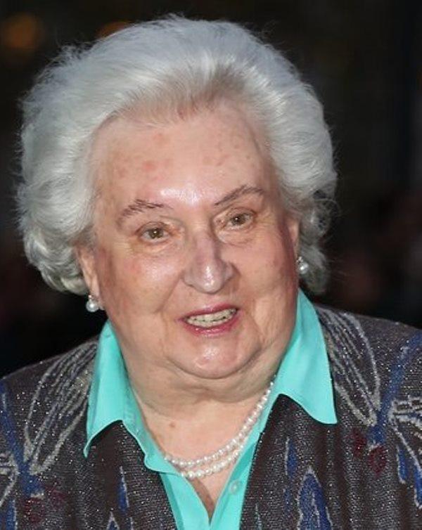 Falleció la Infanta Pilar de Borbón
