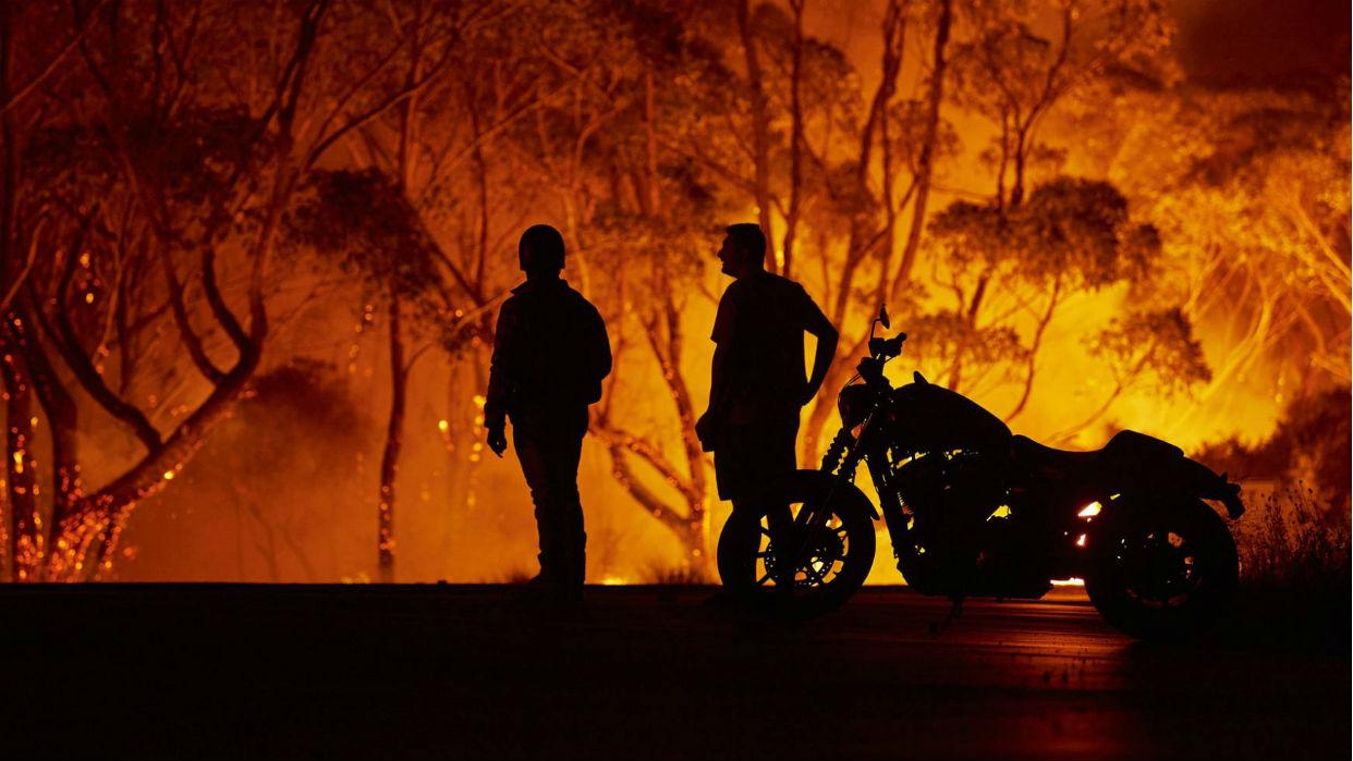 Famosos y su lucha contra los incendios en Australia