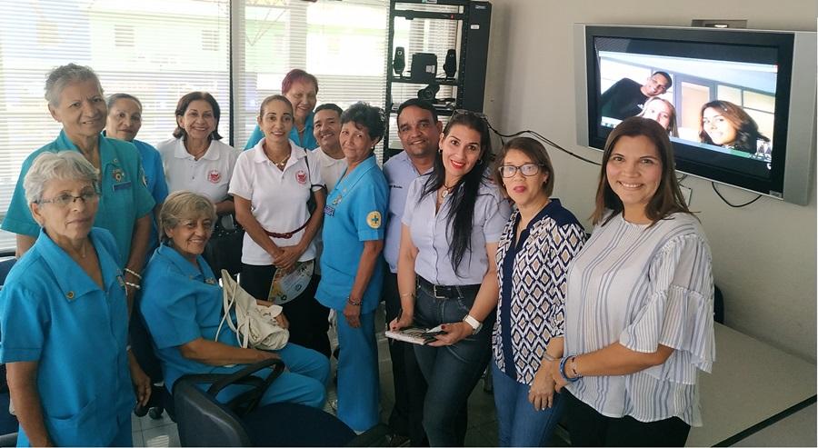 Apoyo a la educación y a la oncología en el oriente de Venezuela