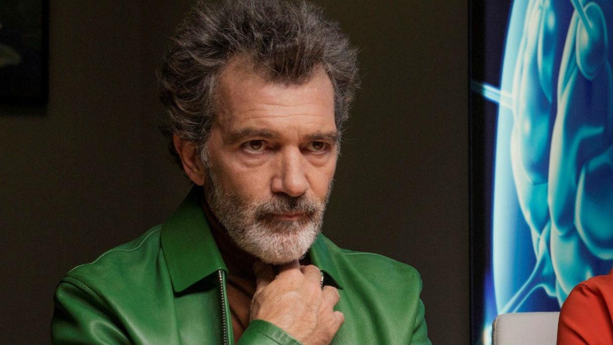 Antonio Banderas nominado al Óscar por su papel en