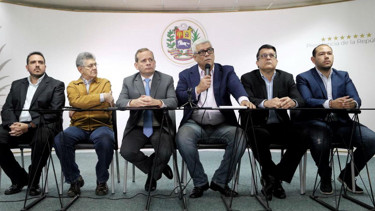 Diputado Marquina denunció soborno por parte de José Noriega