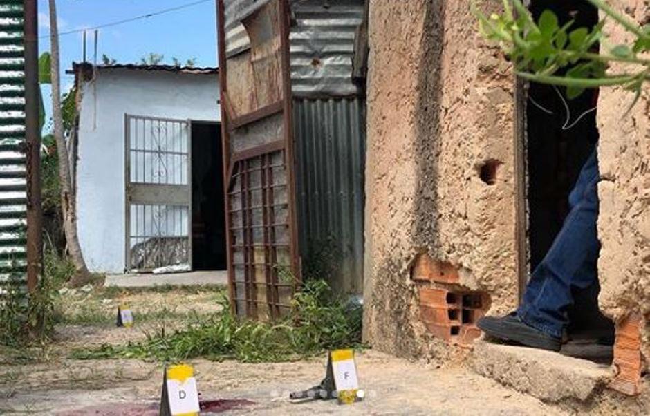 Seis muertos y 15 detenidos  en operativo del Cicpc en  Las Palmitas
