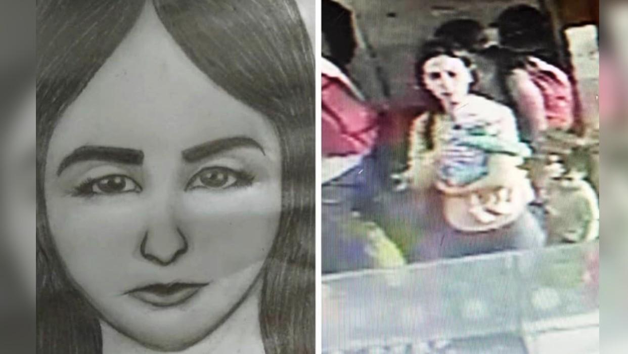 Buscan a mujer por robo de bebé en La Hoyada