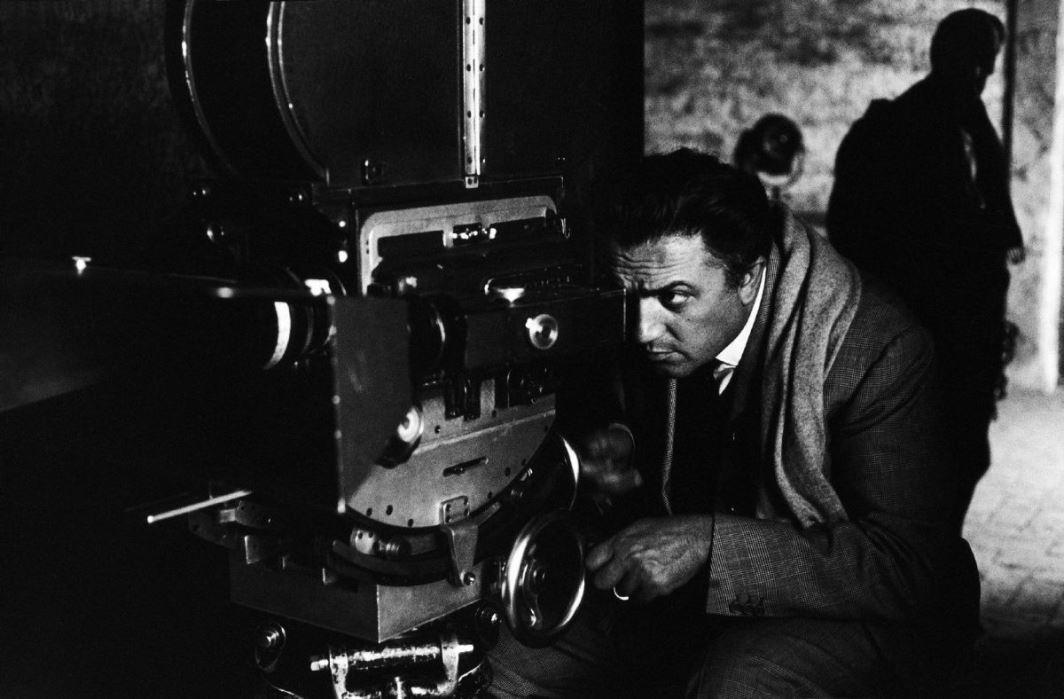 Federico Fellini entendió que el hombre es una parodia de sí mismo