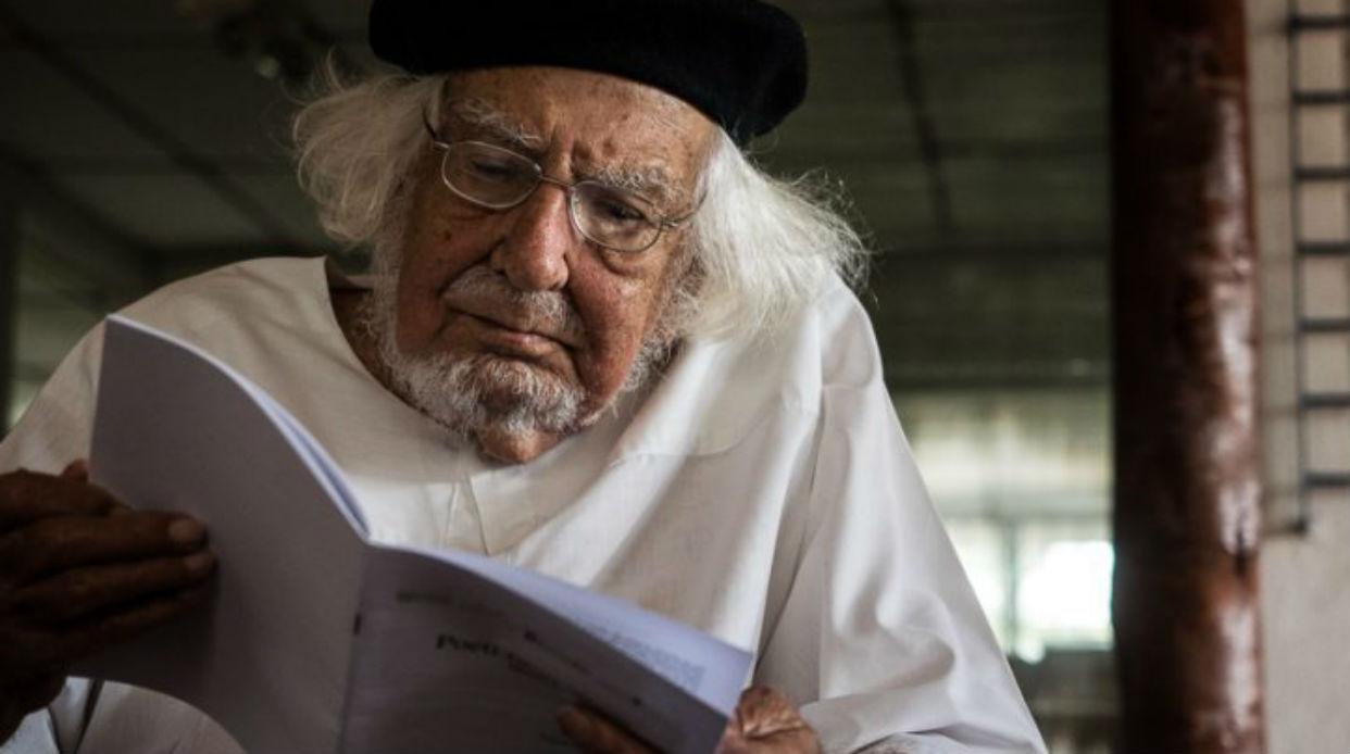 Ernesto Cardenal celebró 95 años con salud y escribiendo