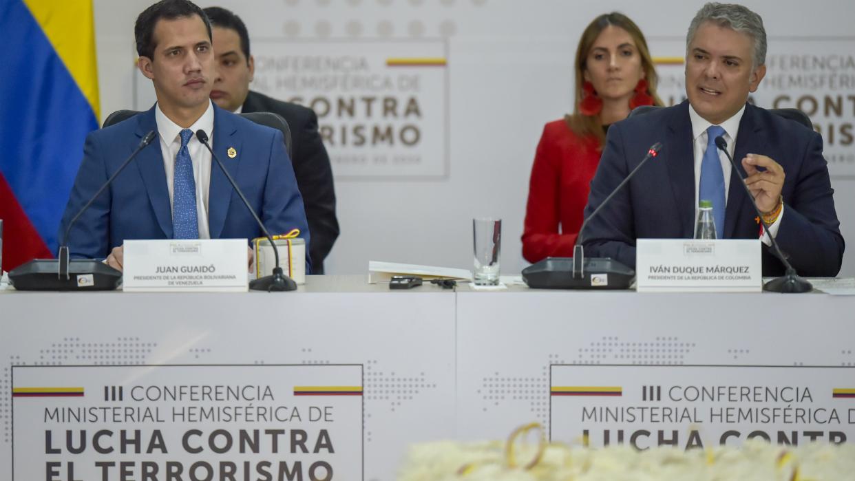 Guaidó designó a Guanipa como representante de Venezuela en Colombia