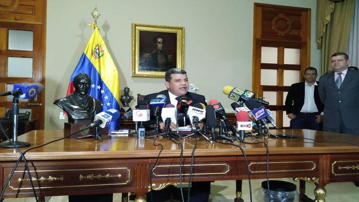 Luis Parra exige a Nicolás Maduro restablecer relaciones con EEUU