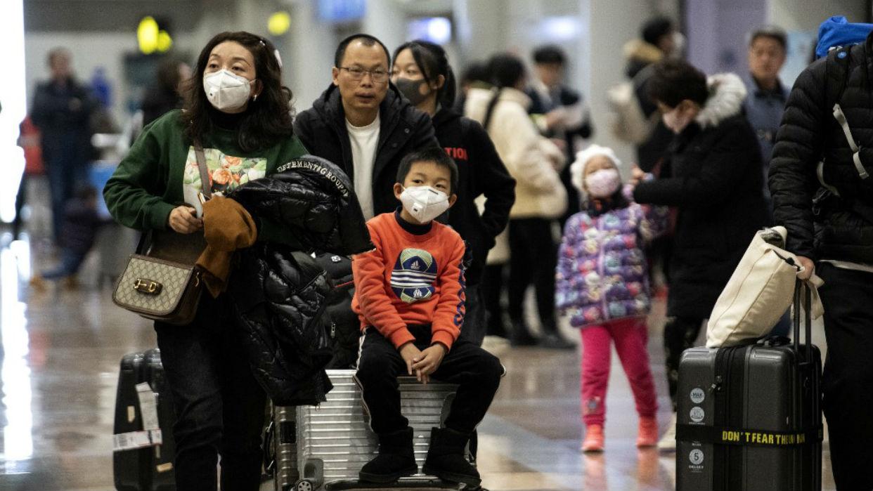 EEUU registra primer caso del coronavirus chino cerca de Seattle