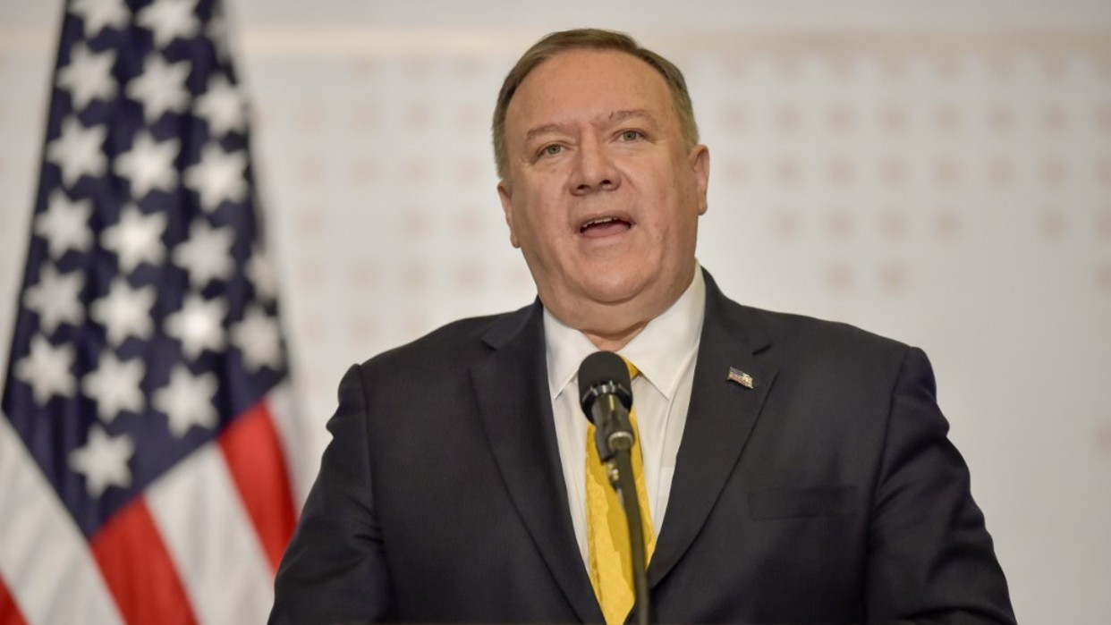 EEUU expresa que la presión internacional hacia Maduro debe continuar