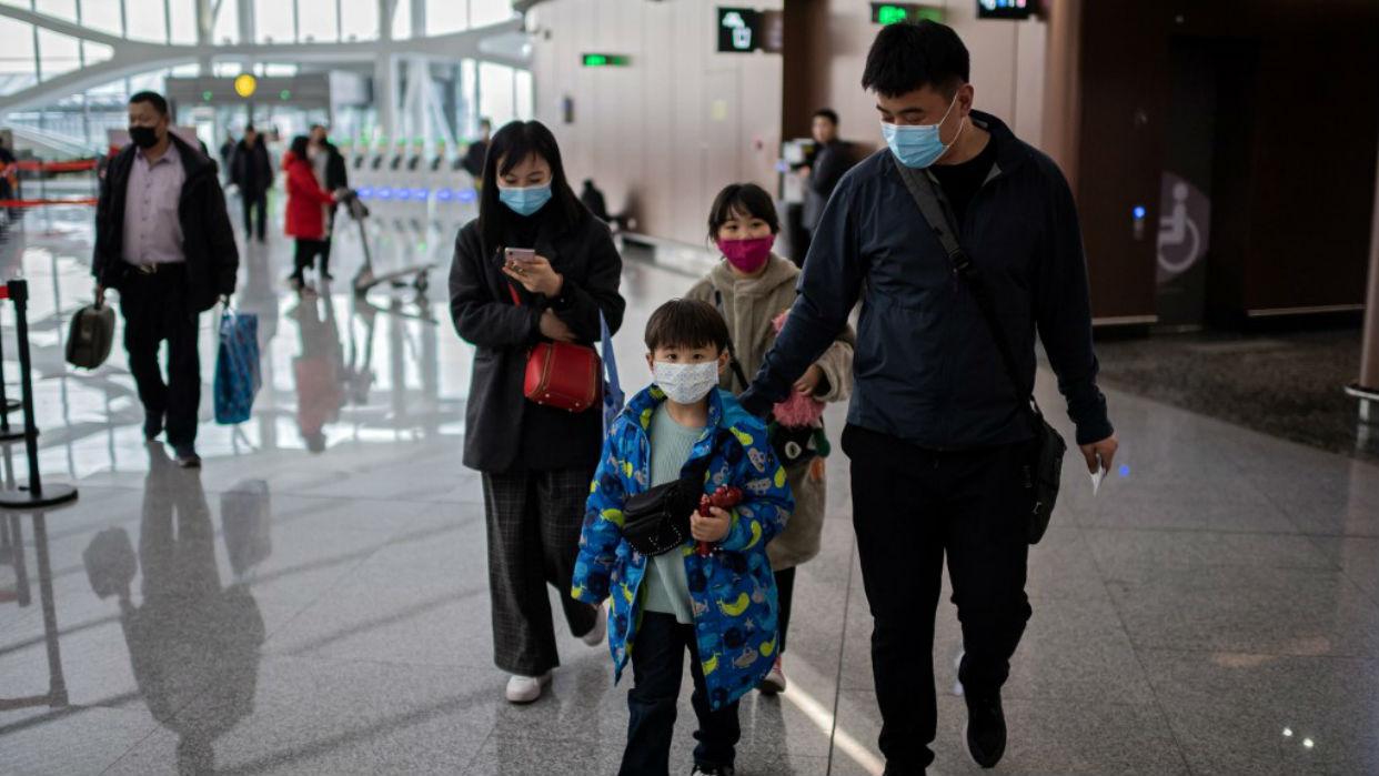 Asia en alerta máxima por el nuevo virus chino
