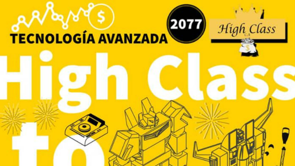 High Class presentará conferencia de marketing general en Caracas
