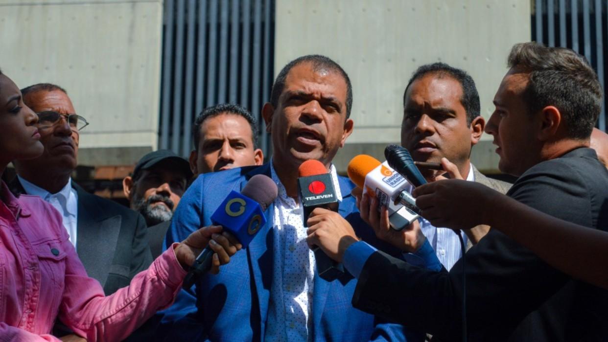 José Gregorio Noriega solicita al MP iniciar antejuicio de mérito al diputado Marquina
