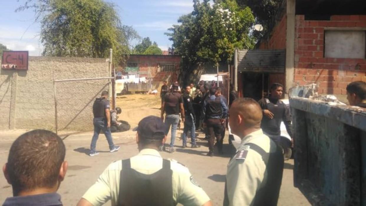 Ocho muertos en situación de rehenes en los Valles del Tuy