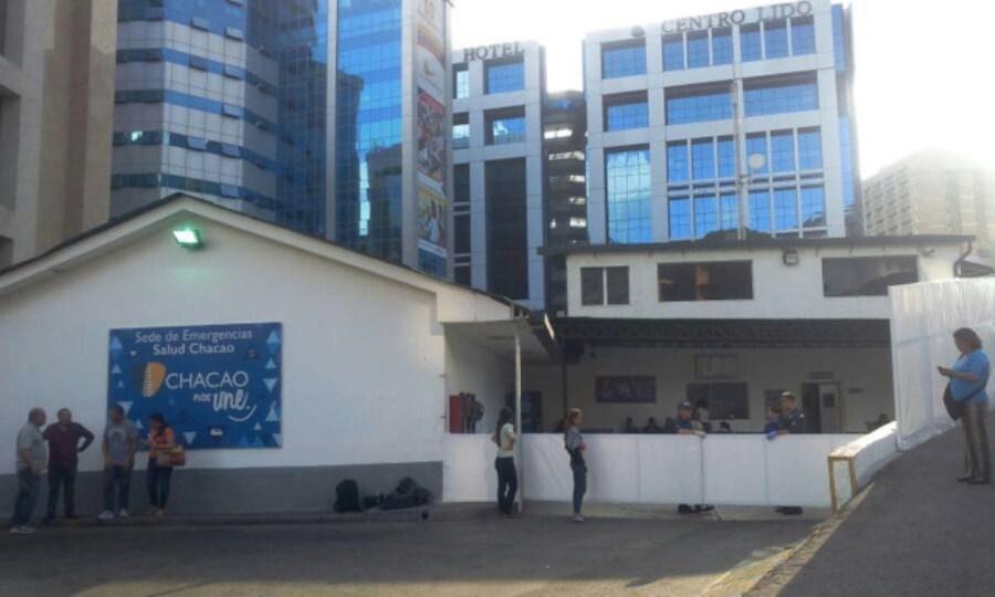 Emergencias Salud Chacao atendió 50.000 personas en el 2019