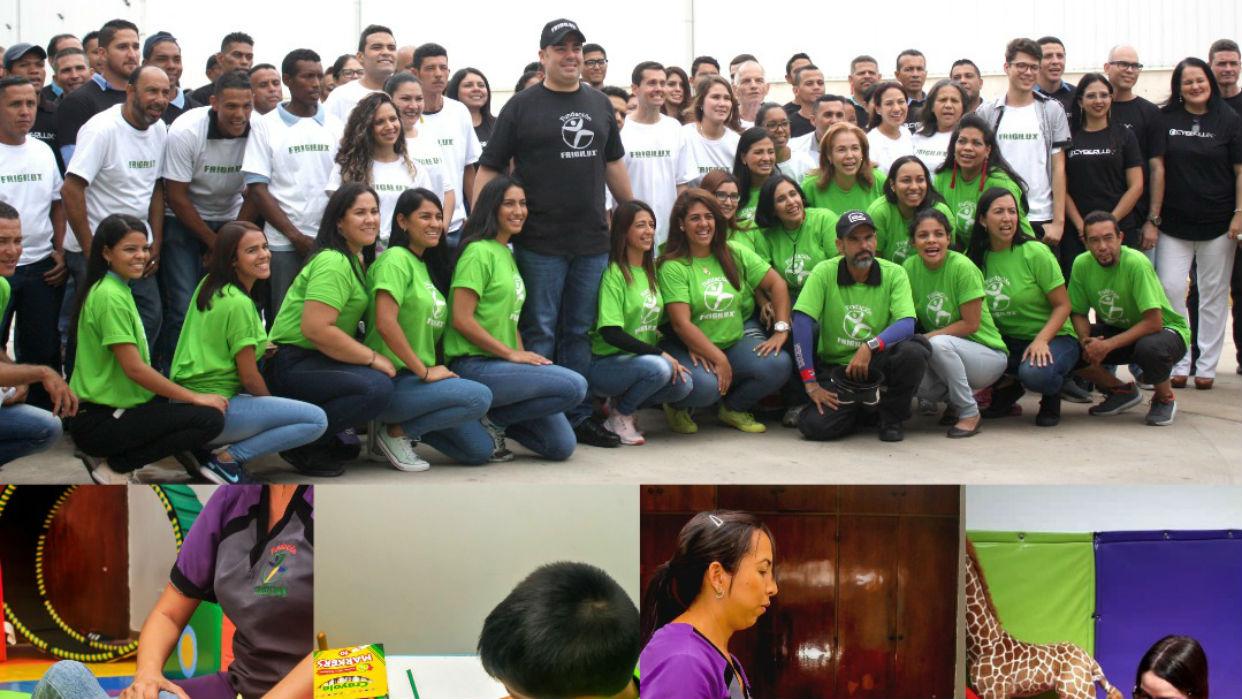Con miles de casos atendidos Fundación Frigilux celebra su cuarto aniversario