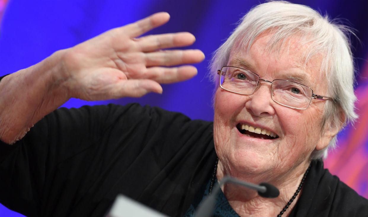 Muere la escritora alemana Gudrun Pausewang a los 91 años de edad