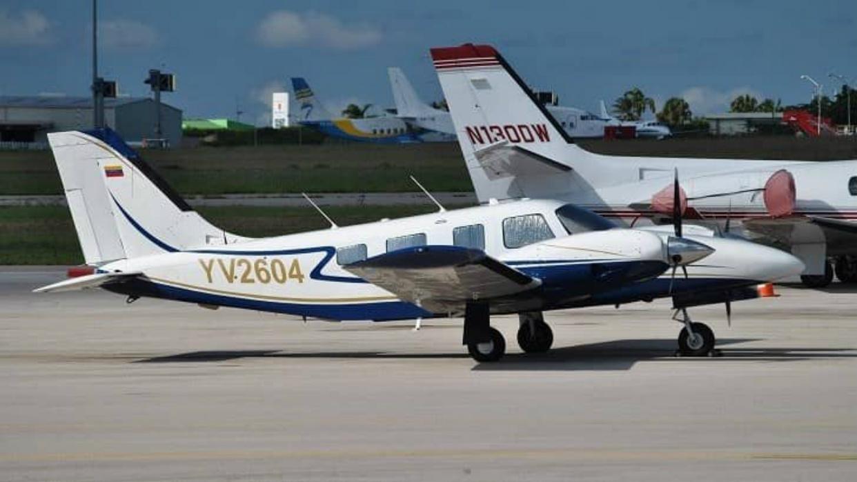 Hallaron aeronave perdida en las cercanías de higuerote