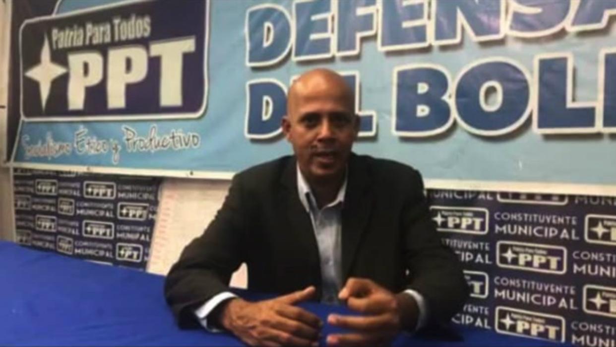Robert González: No estoy convencido de la cantidad de diputados con los que Parra aseguró contar