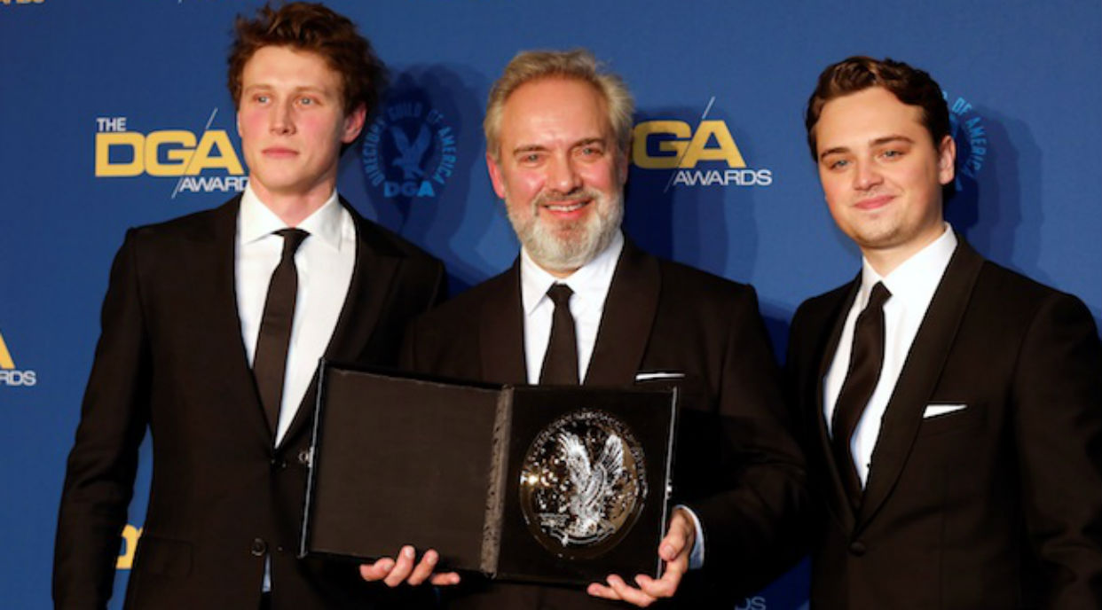 Sam Mendes gana el premio de los directores de Hollywood por