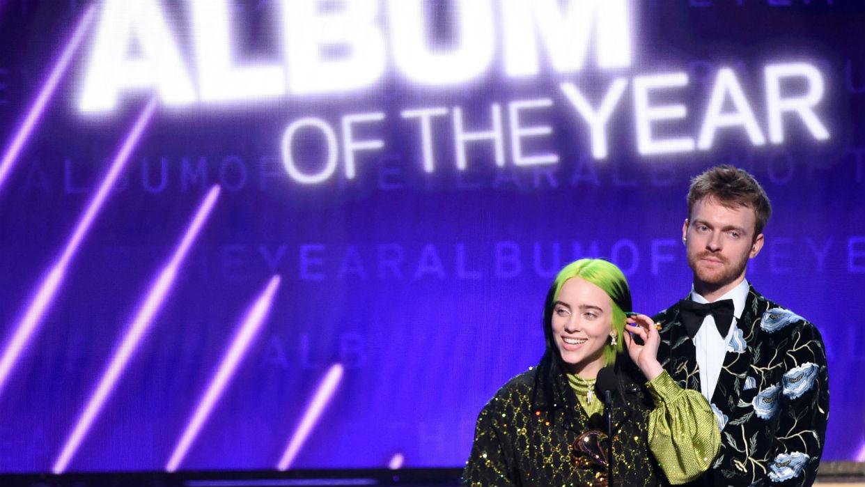 La América deprimida sonó alto en los Grammy